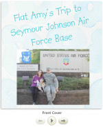 Flat Stanley Photo Book
