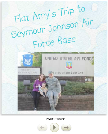 This Flat Stanley Project Idea turns your Flat Stanley visit into a memorable slew of activities and a keepsake photobook to remember all the fun | Flat Stanley | Book Activities | Kids Activities | Travel | Travel with Kids | Grade School | Teachers | Photo Book Ideas | Shutterfly #earlychildhoodeducation #childrensbooks #bookreport #bookactivities