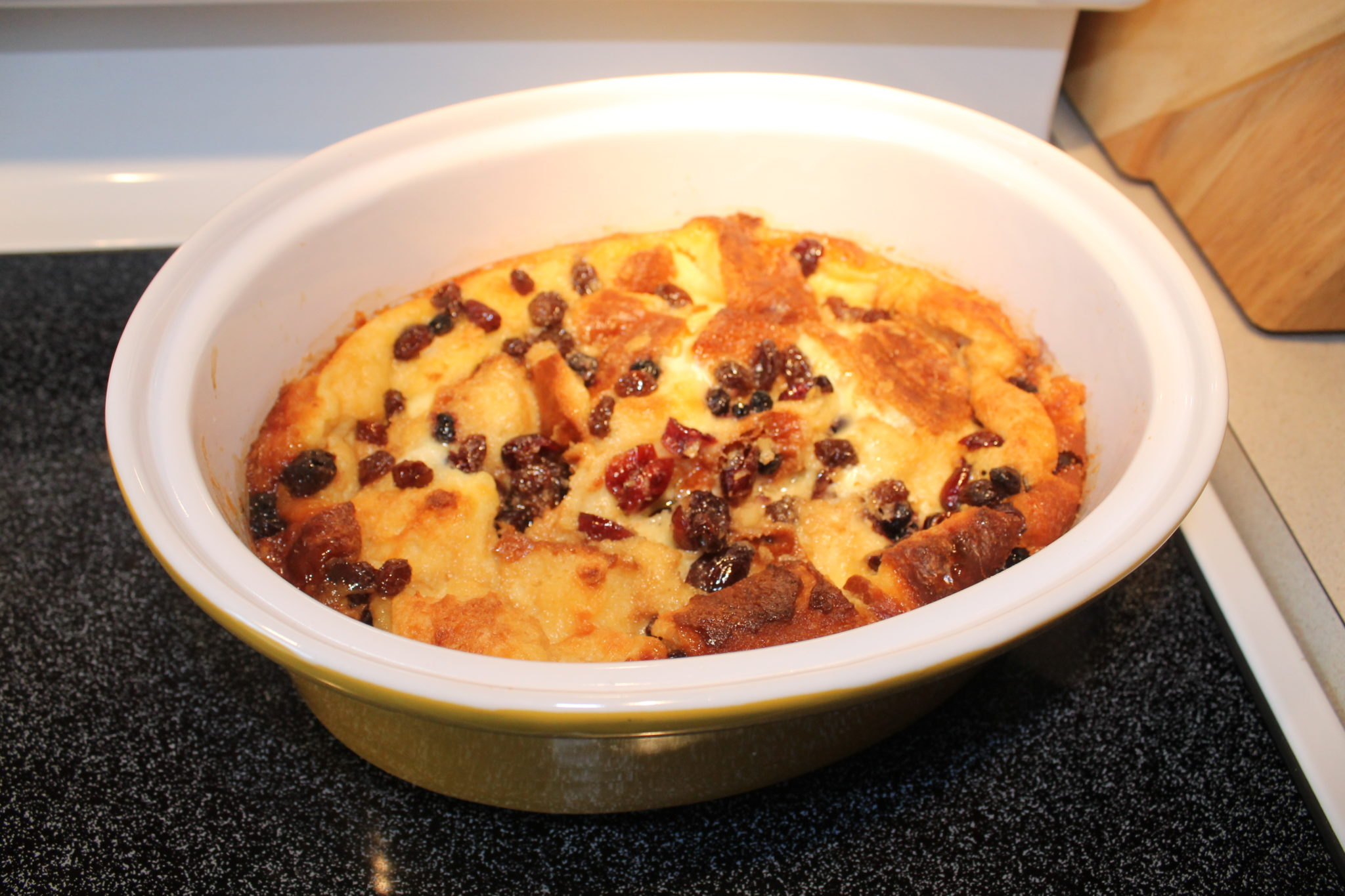 kings hawaiian bread pudding baked