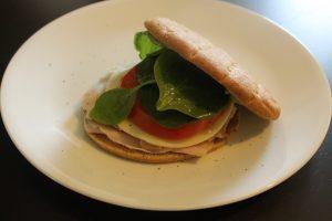 wholly guacamole and rudis organic bakery tasty turkey sandwich