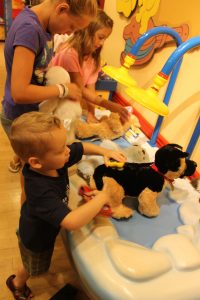build a bear bath
