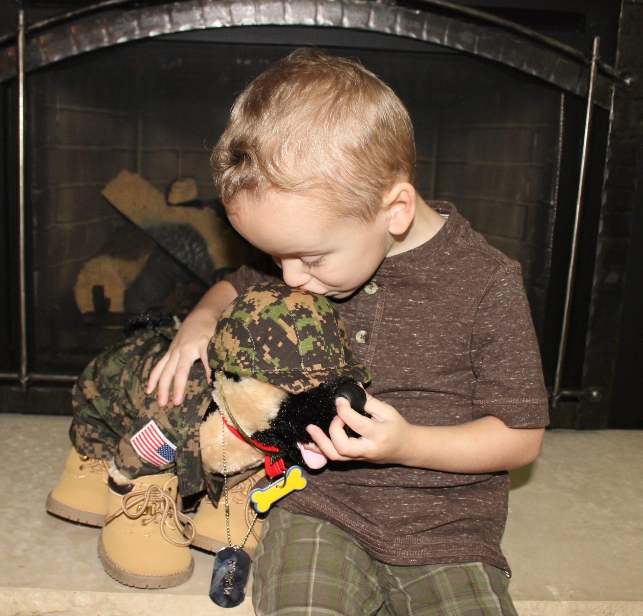 build a bear love deployment