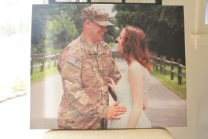 easy canvas prints deployment photo love