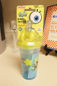nuby sippy cup nickelodeon