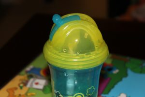 nuby sippy cup nickelodeon lid