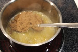 yonanas foster sauce