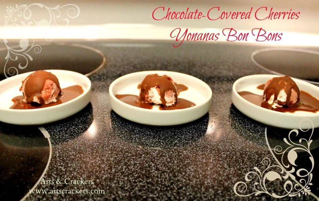 yonanas chocolate covered cherries