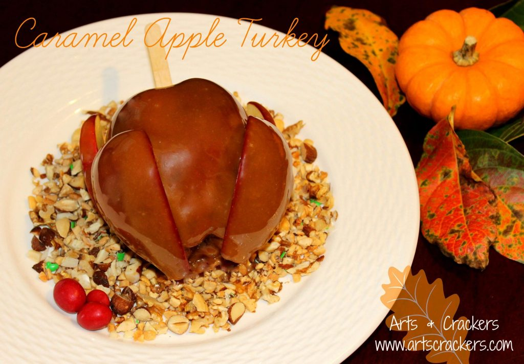 Caramel apple turkey thanksgiving for What to serve with thanksgiving turkey