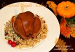 Caramel Apple Turkey-Thanksgiving