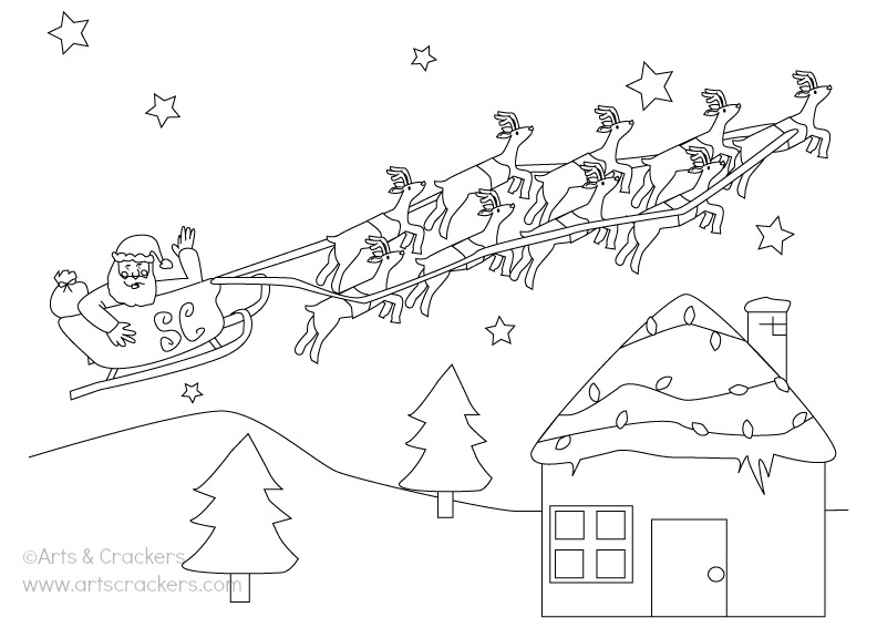 christmas-coloring-page