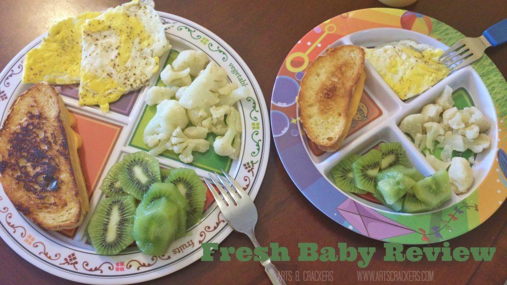 fresh baby my plate