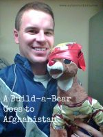 A Build-a-Bear Goes to Afghanistan…
