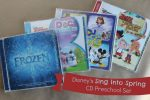 "Disney ""Sing Into Spring"" CD Preschool Set Review"