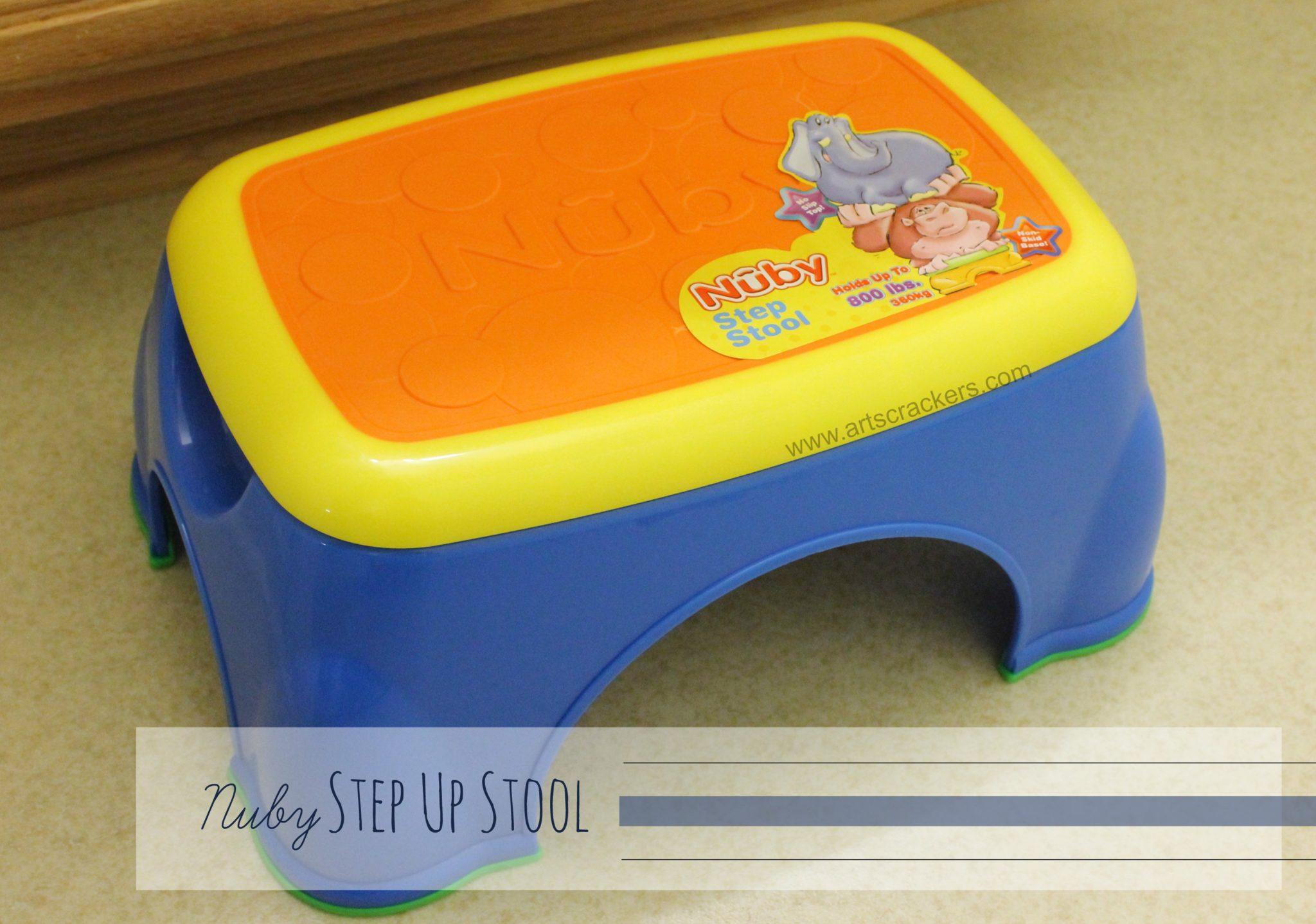 nuby step stool