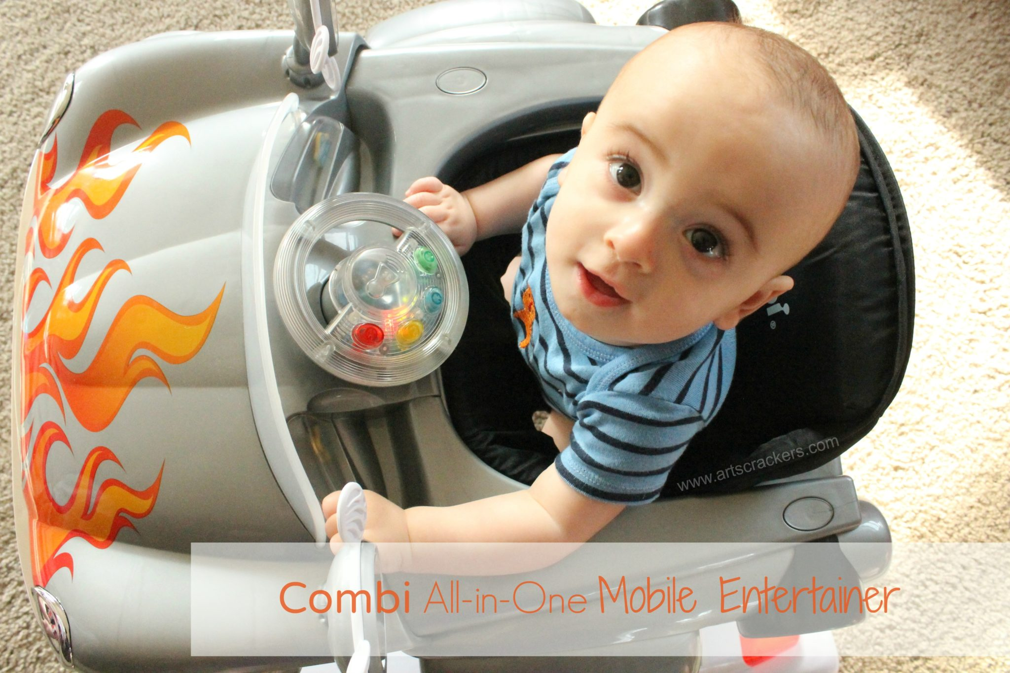 Combi All in One Mobile Entertainer