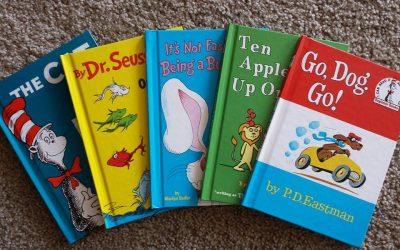 Dr. Seuss Books From Book Club
