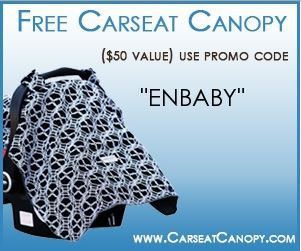 Free Carseat Canopy Cover