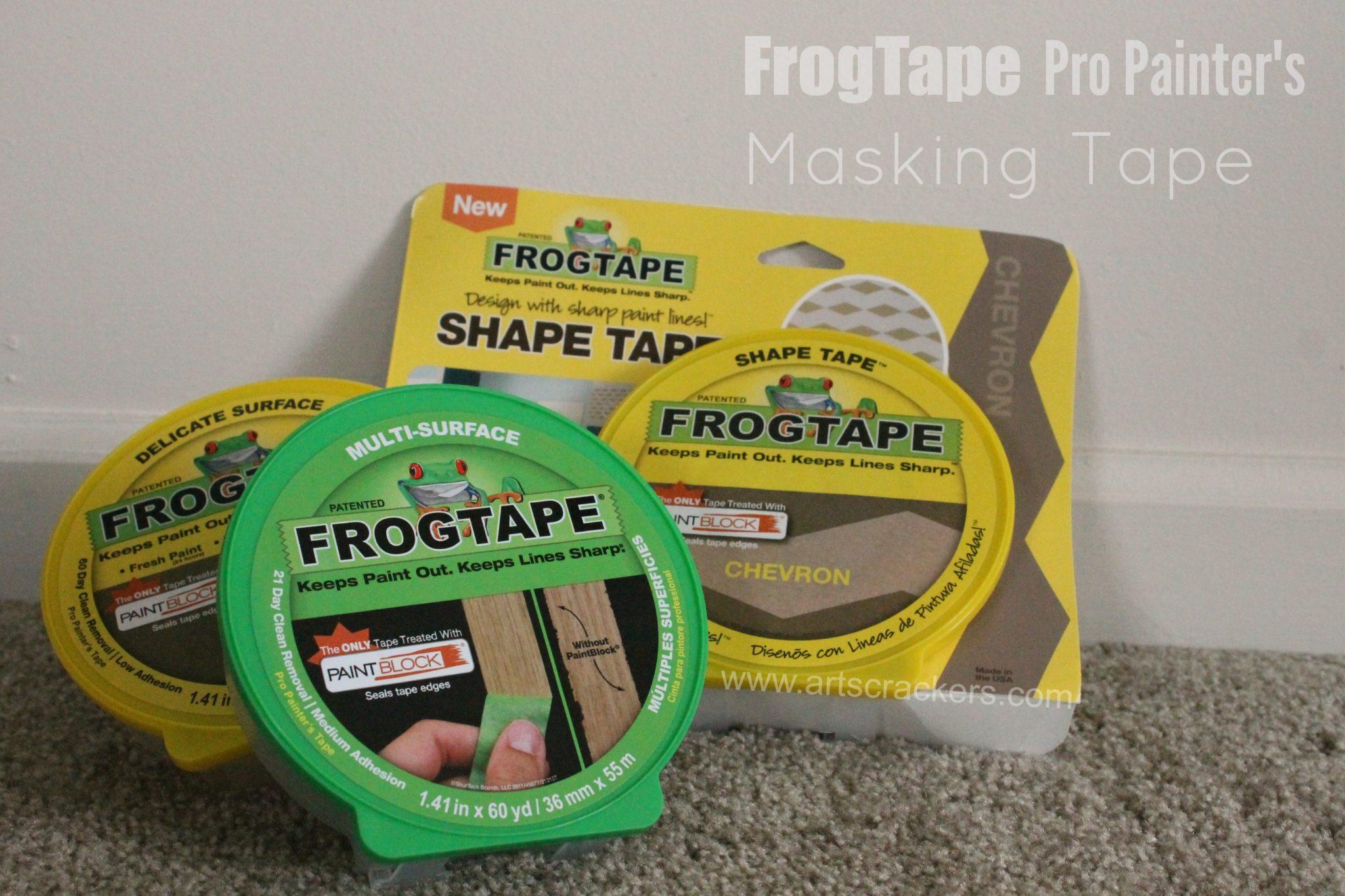 FrogTape Pro Painter Masking Tape