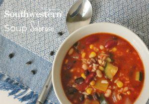 Southwestern Soup Sabroso