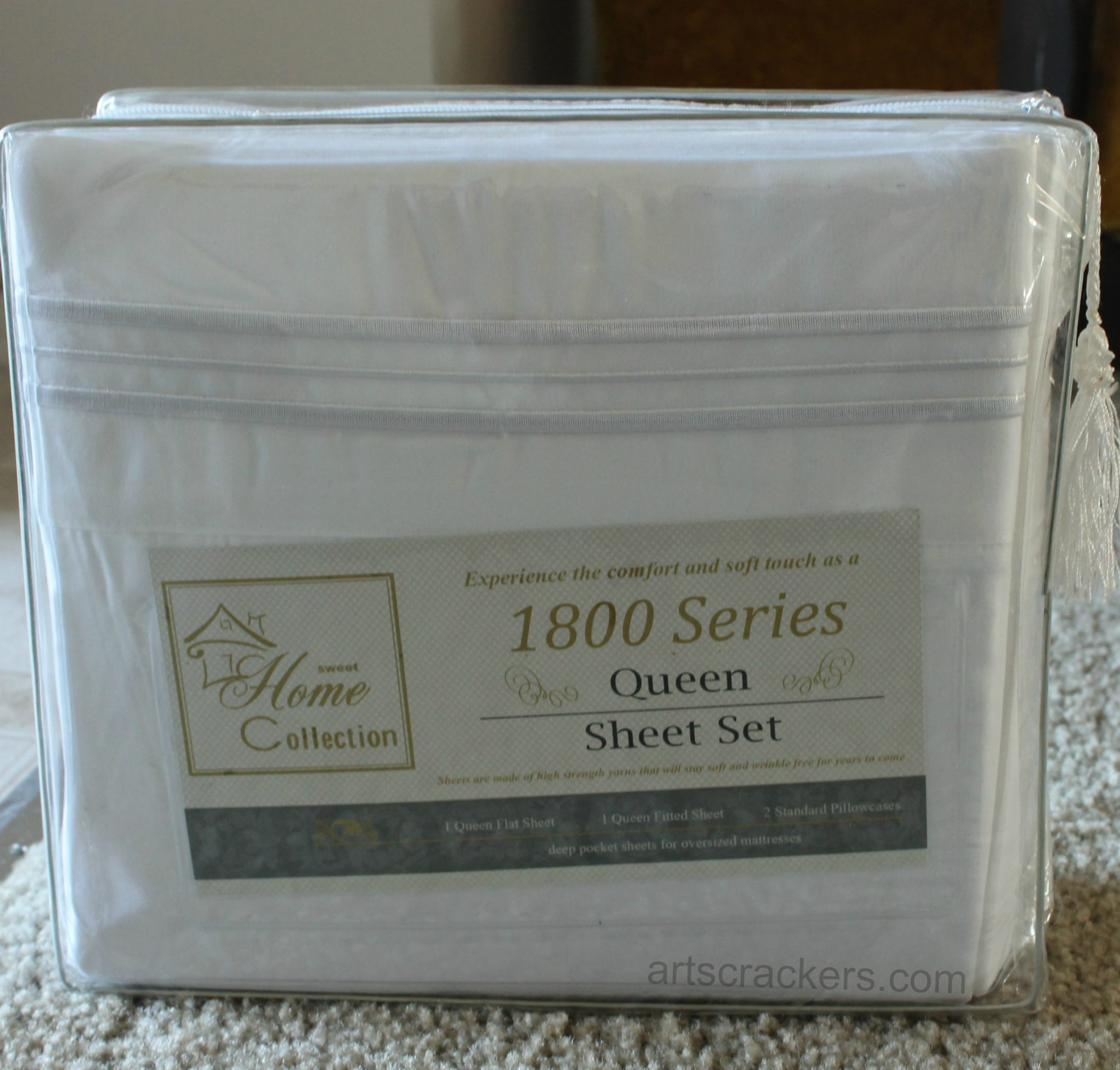 1800 Series Queen Sheet Set Amazon