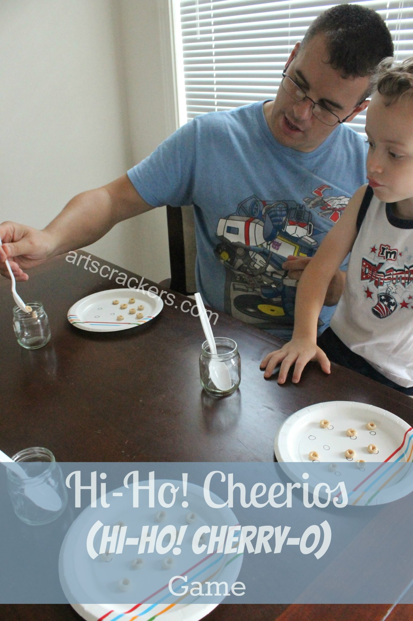 DIY Hi Ho Cherry O Game