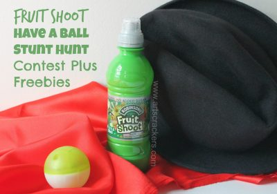 Fruit Shoot Have a Ball Stunt Hunt Contest