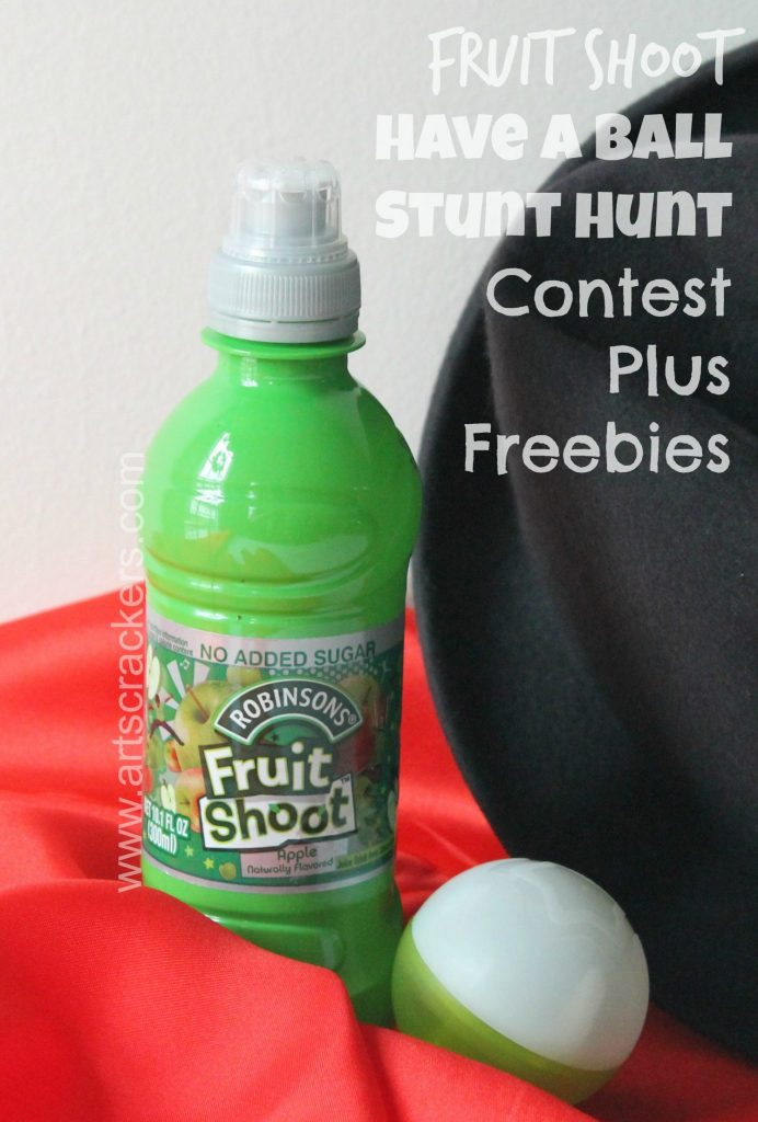 Fruit Shoot Have a Ball Stunt Hunt Video Contest
