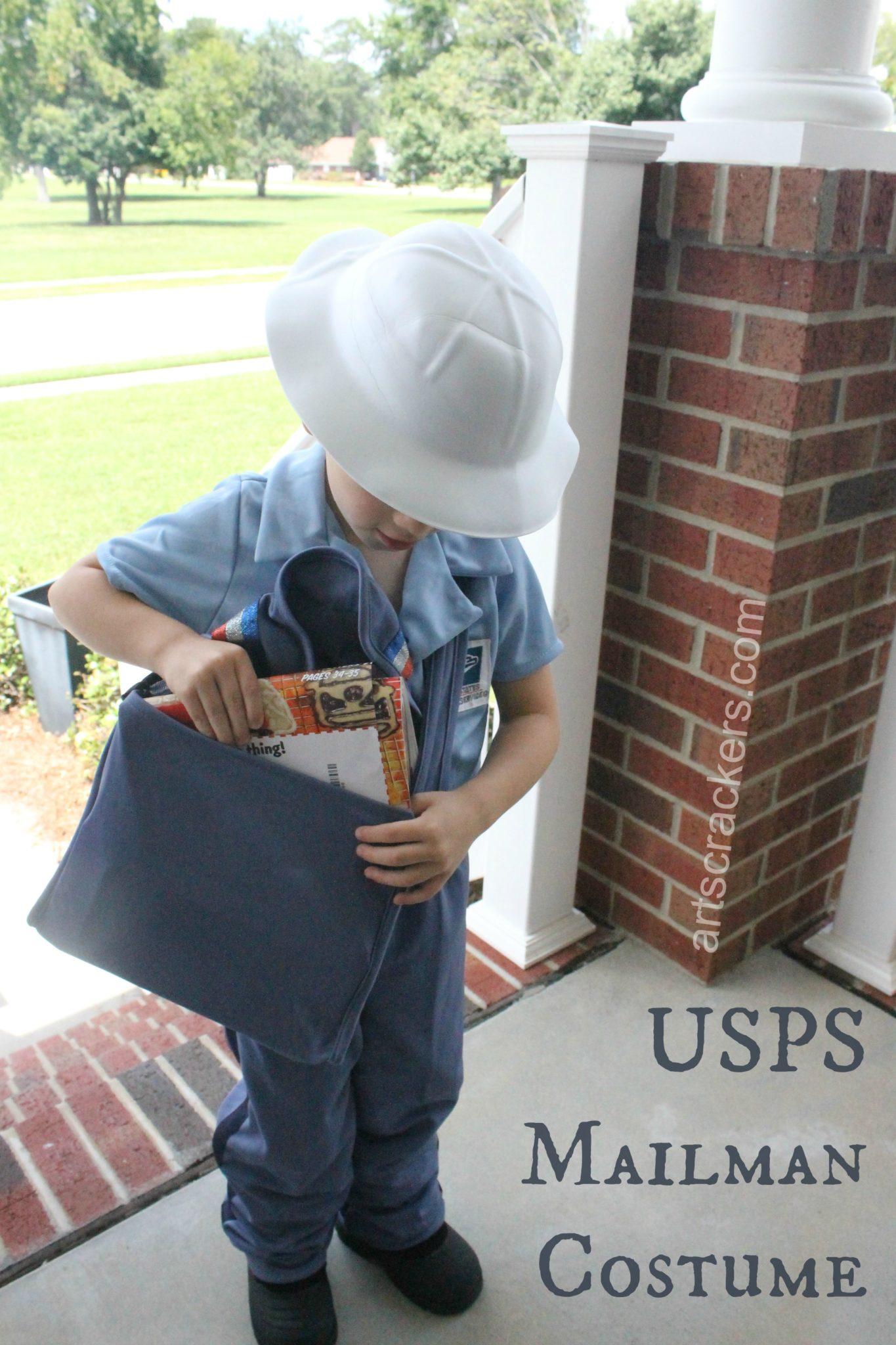 Mr Postman Costume