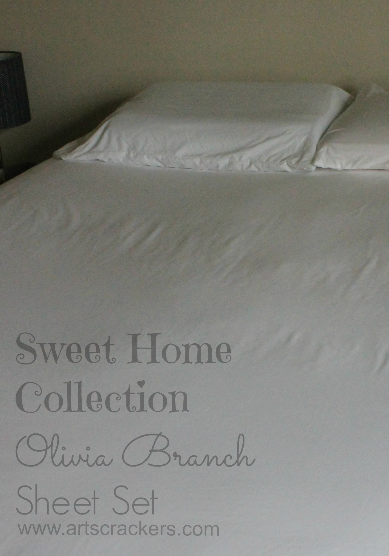 Sweet Home Collection Olivia Branch Sheet Set Amazon