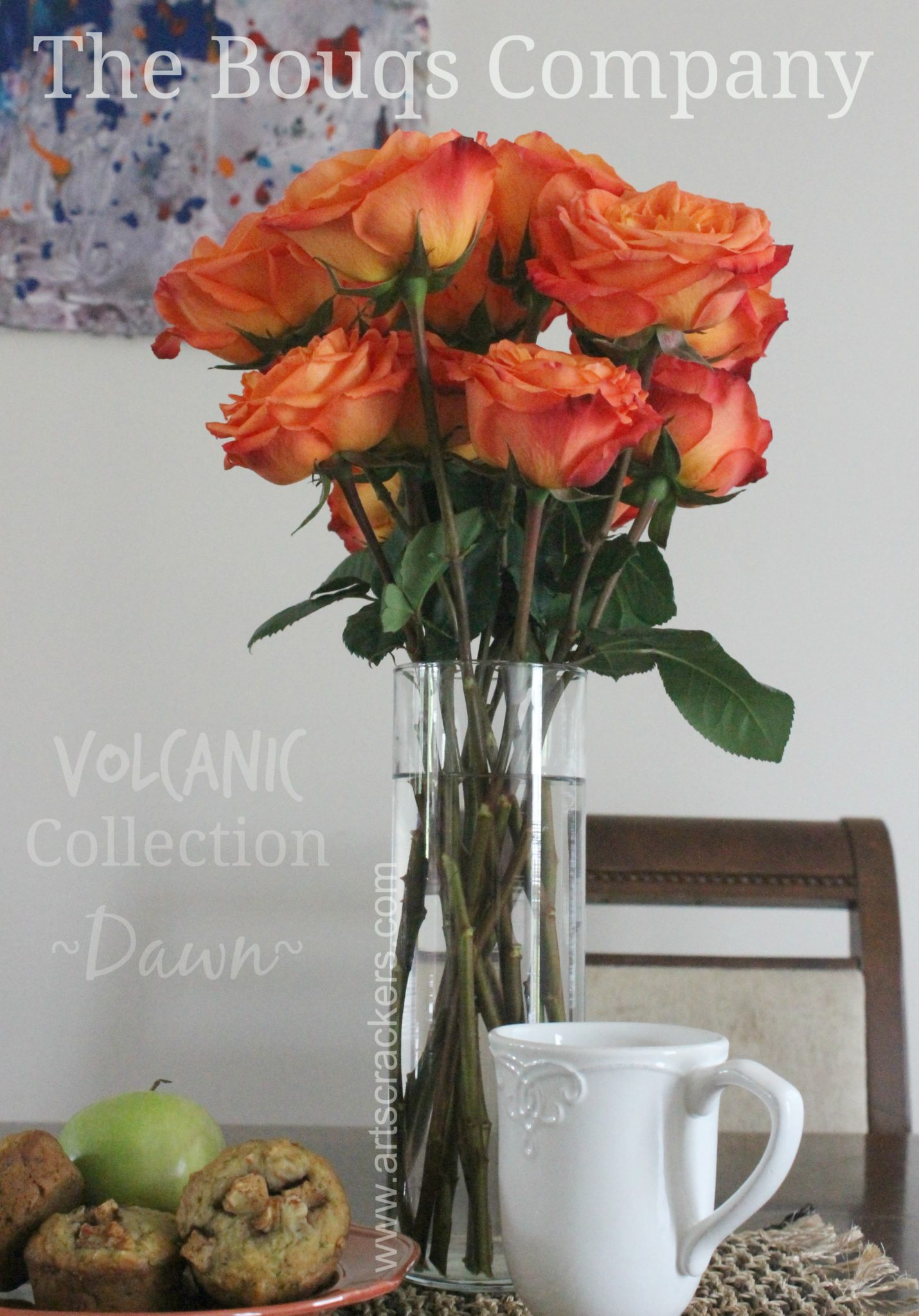 The Bouqs Company Volcanic Collection Dawn