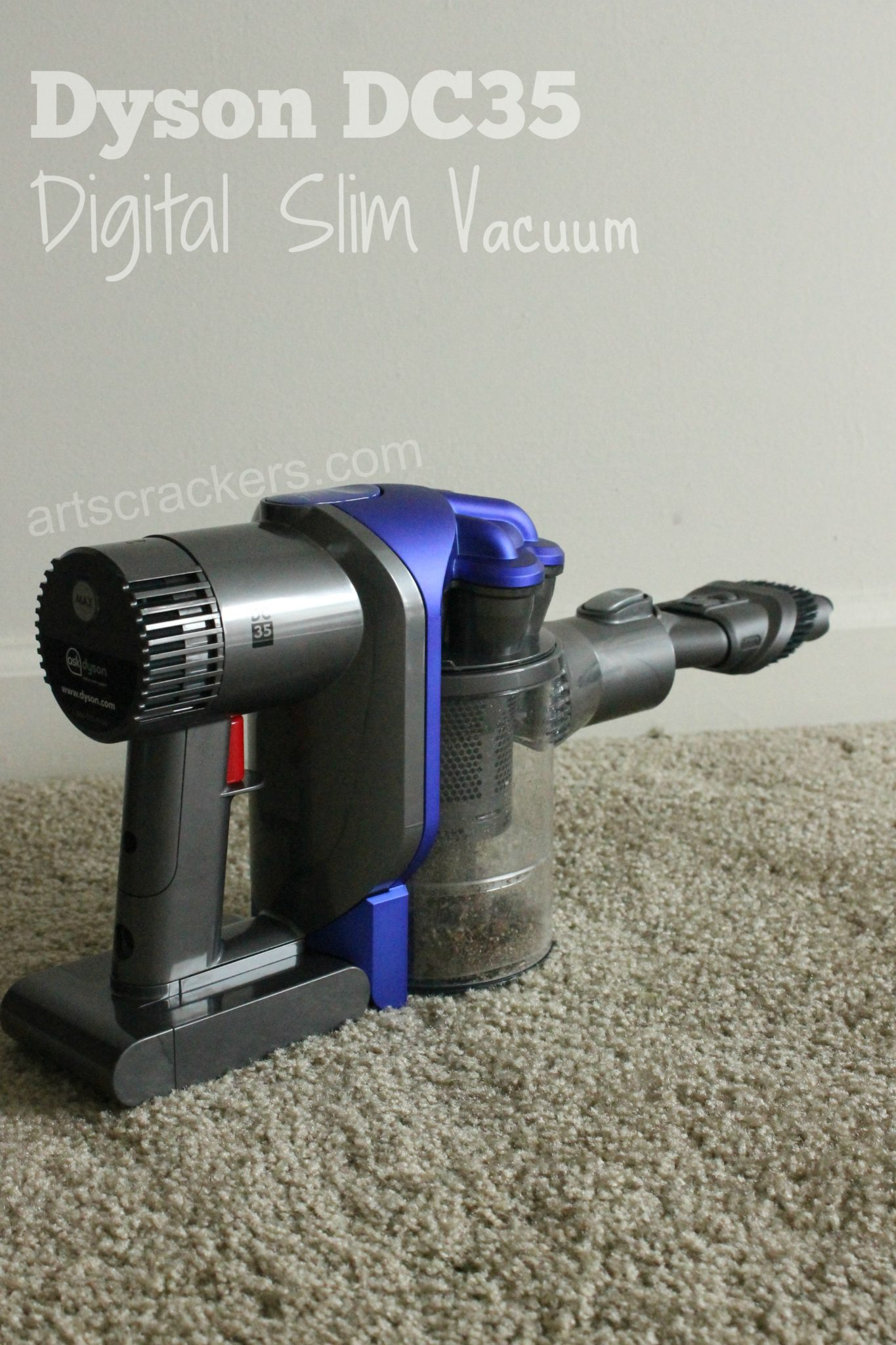 dyson dc35 digital slim cordless vacuum review. Black Bedroom Furniture Sets. Home Design Ideas
