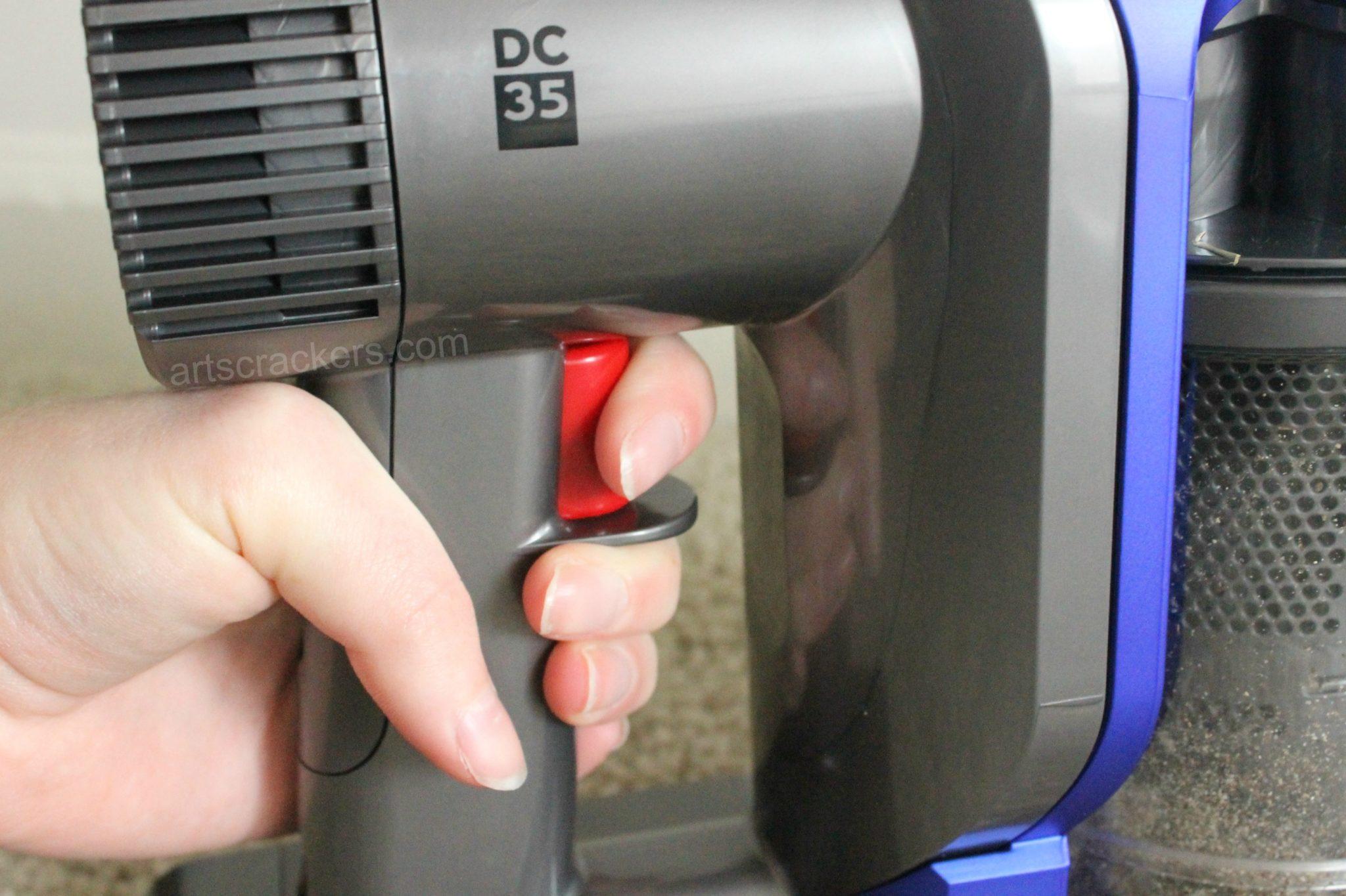 Dyson DC35 Trigger
