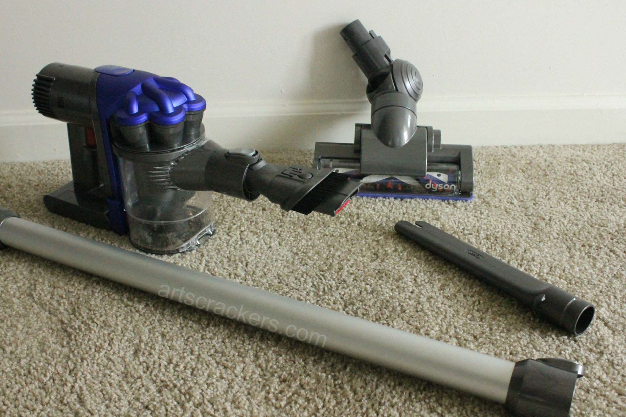 Dyson DC35 Vacuum and Accessories