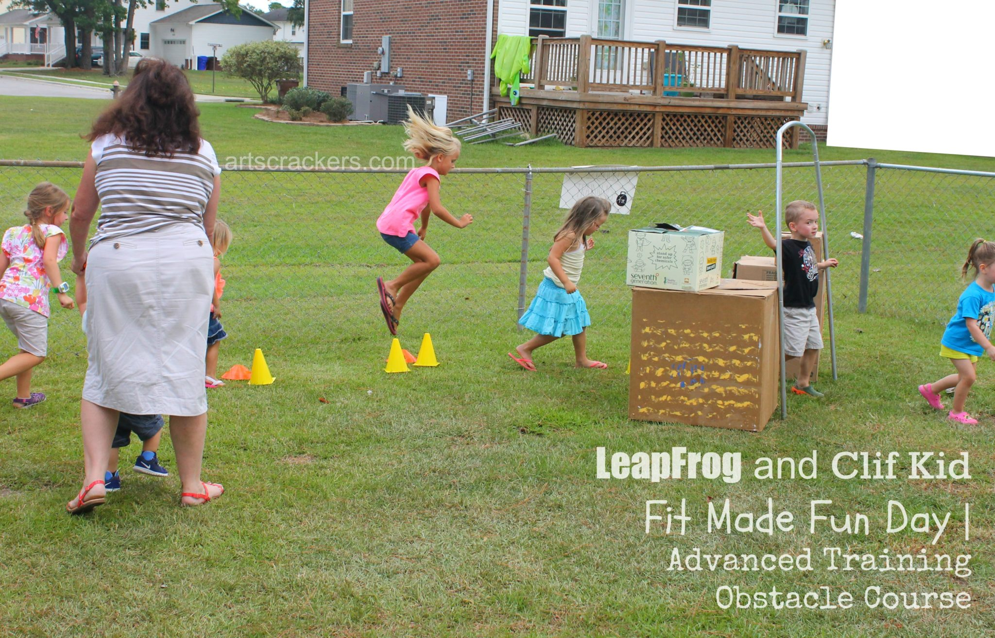 LeapFrog Fit Made Fun Day