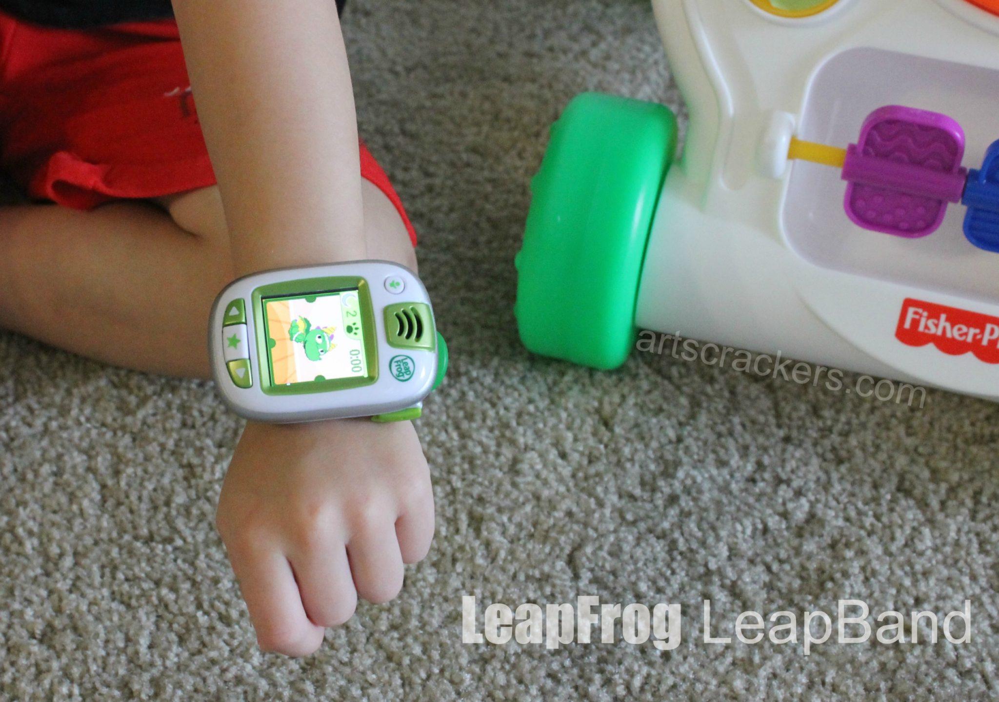 LeapFrog LeapBand Digital Pet Watch