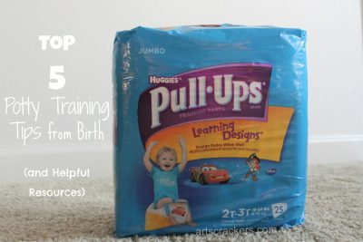 Potty Training Tips and Tools