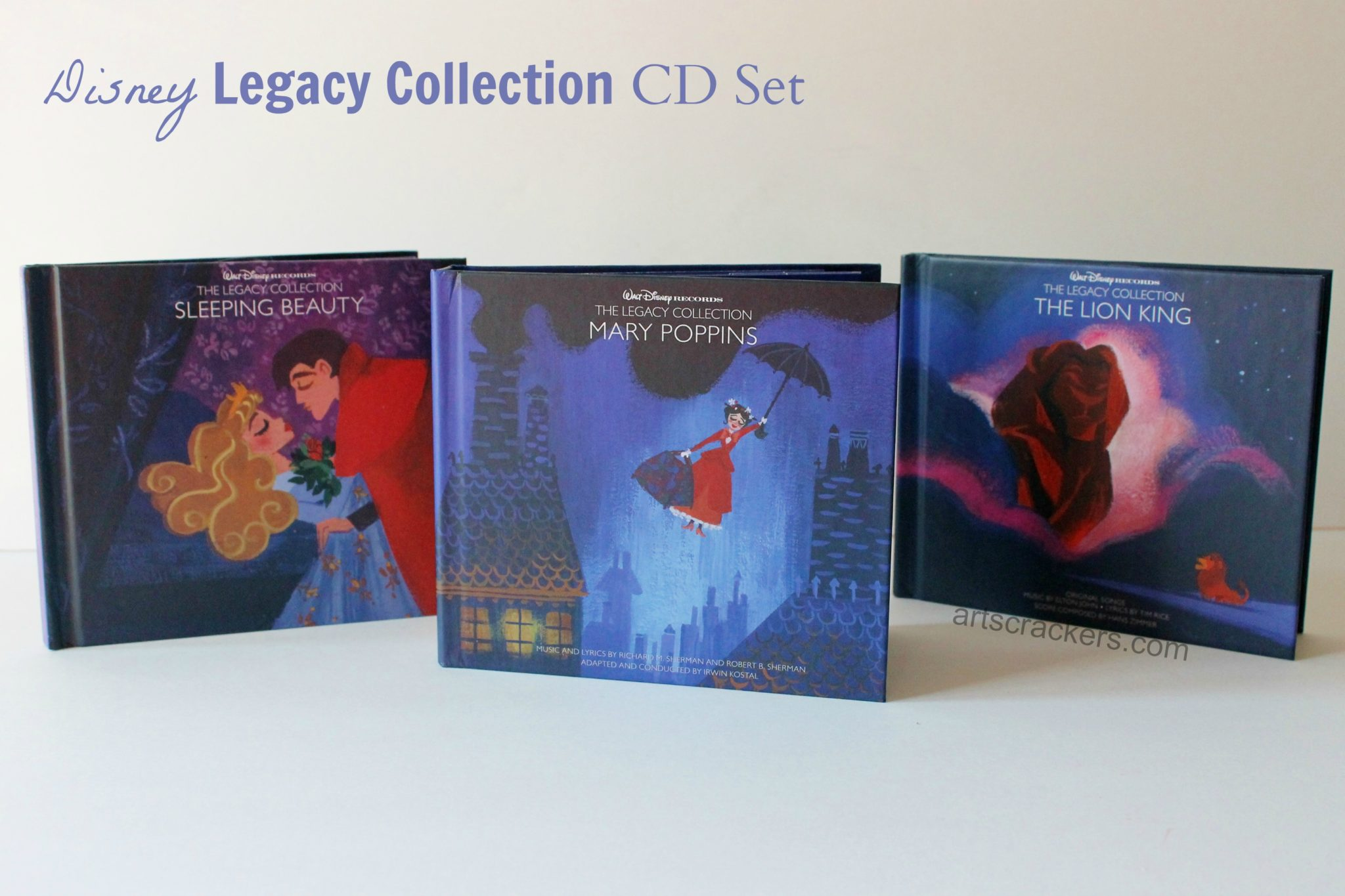 Disney Legacy Collection