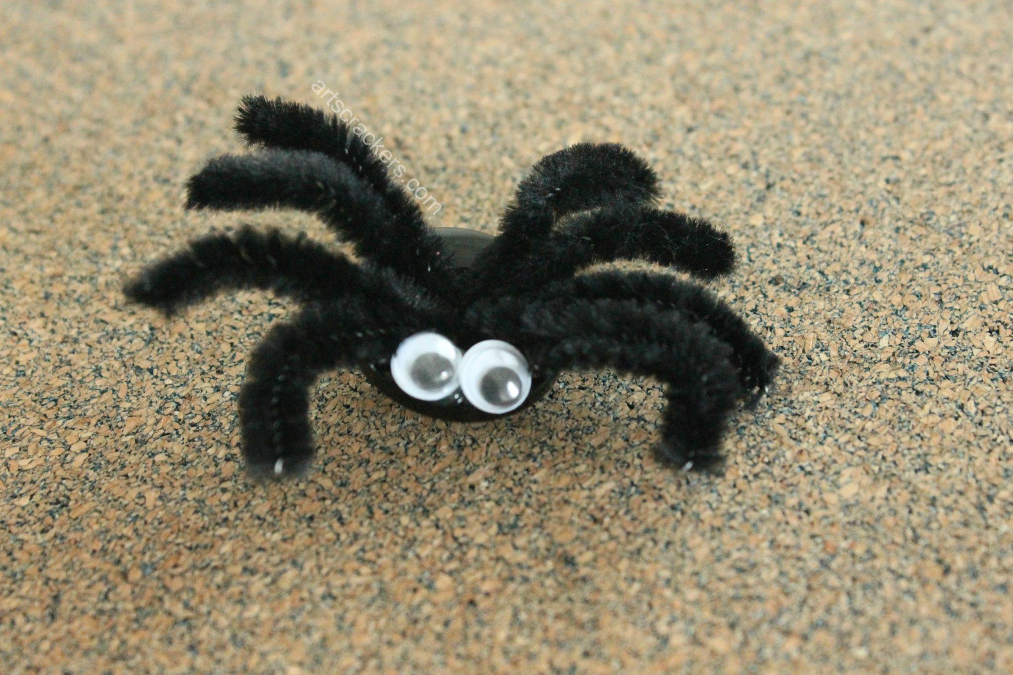 Tack Spider Step 5