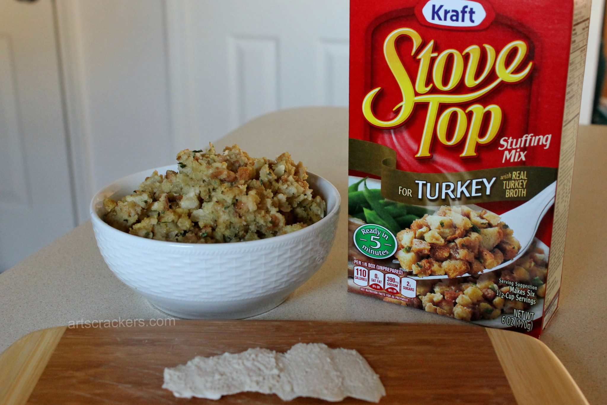 Kraft Stove Top Stuffing Turkey