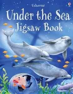 Usborne Books Under the Sea Jigsaw Book