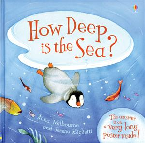 Usborne Books How Deep is the Sea?