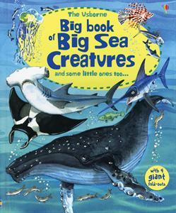 Usborne Books Big Book of Sea Creatures