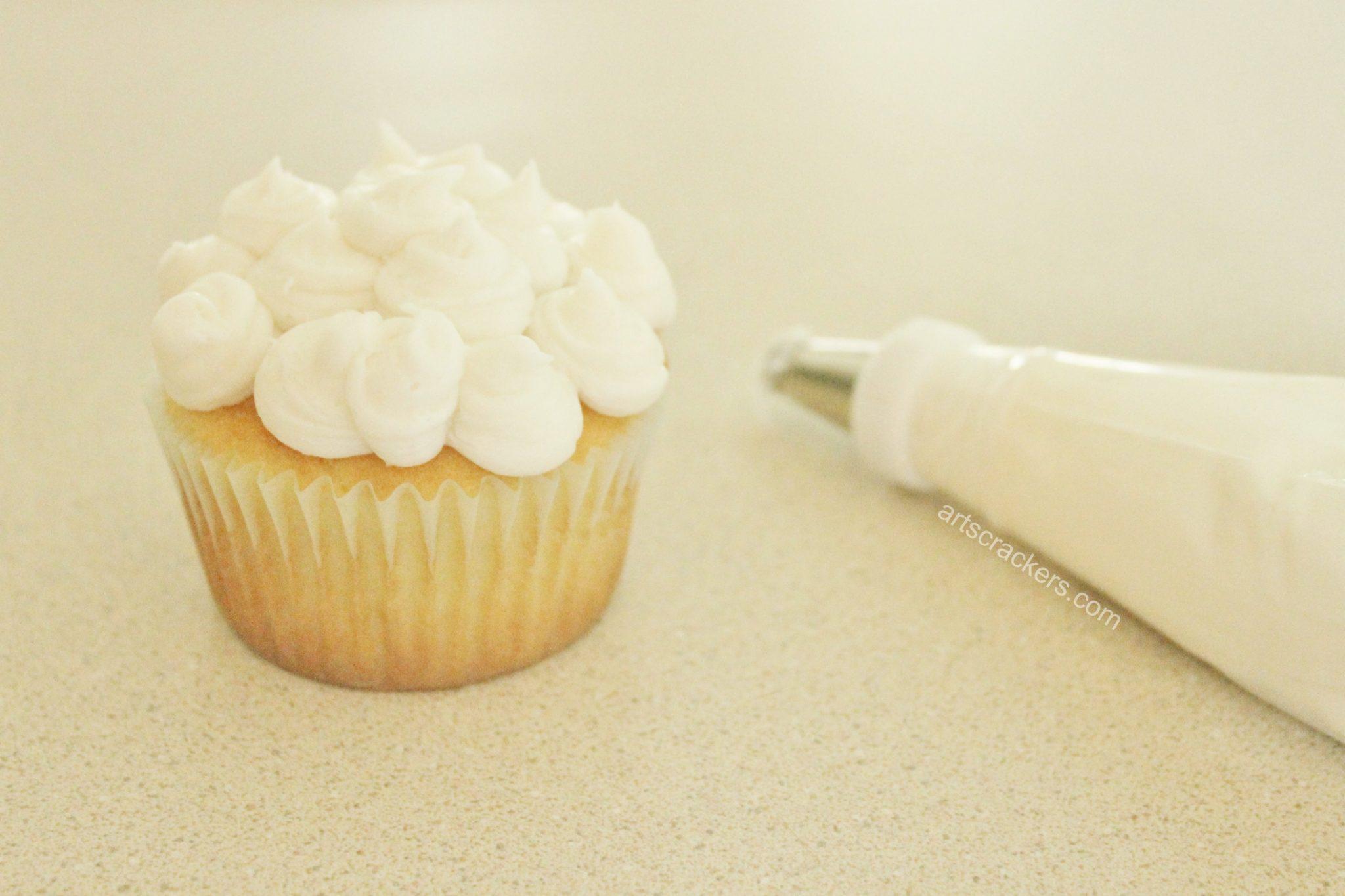 Biplane Cupcake Frosting