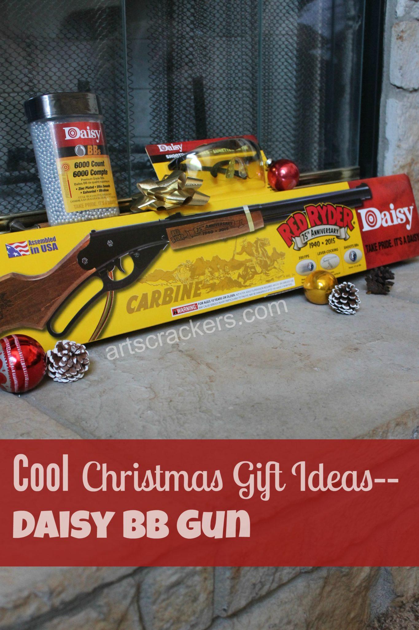 Daisy BB Gun Cool Christmas Gift Idea