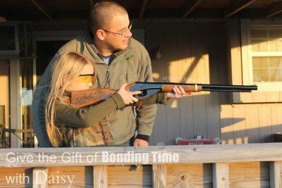 Daisy BB Gun Gift of Bonding Time