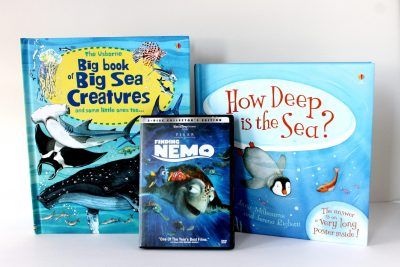 Usborne Books Underwater Learning Activities