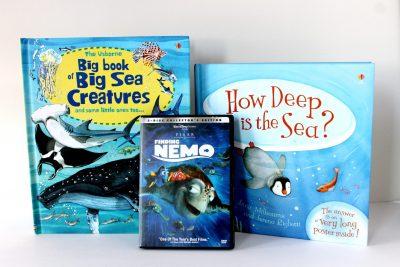 Usborne Books Underwater Learning Activities