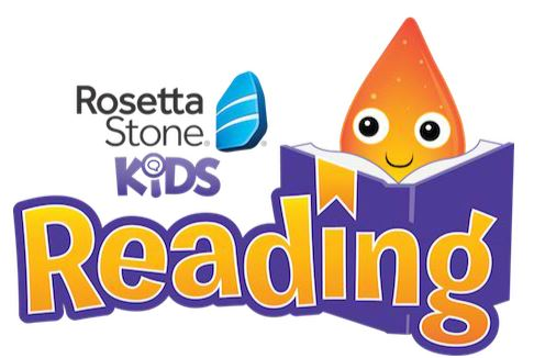 Rosetta Stone Kids Reading Program Logo