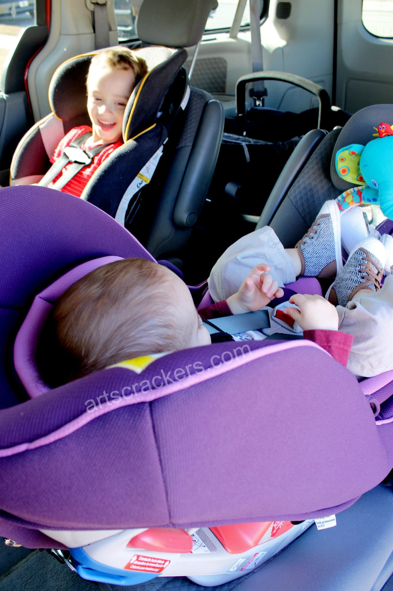 Coccoro Combi Car Seat Review