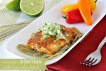 Realistic Resolution Challenge and Gorton's Grilled Seafood Review, Giveaway, & Recipe